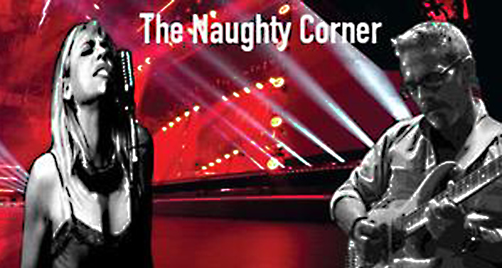 THE NAUGHTY CORNER en Margarita Blue bar/restaurante, Barcelona